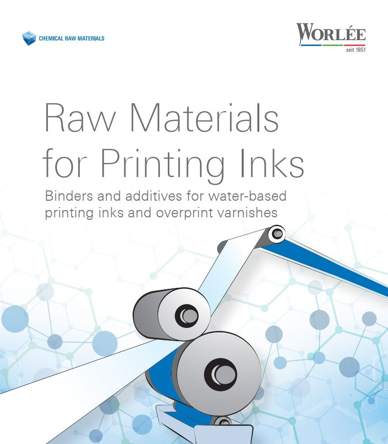 Printing Inks Flyer