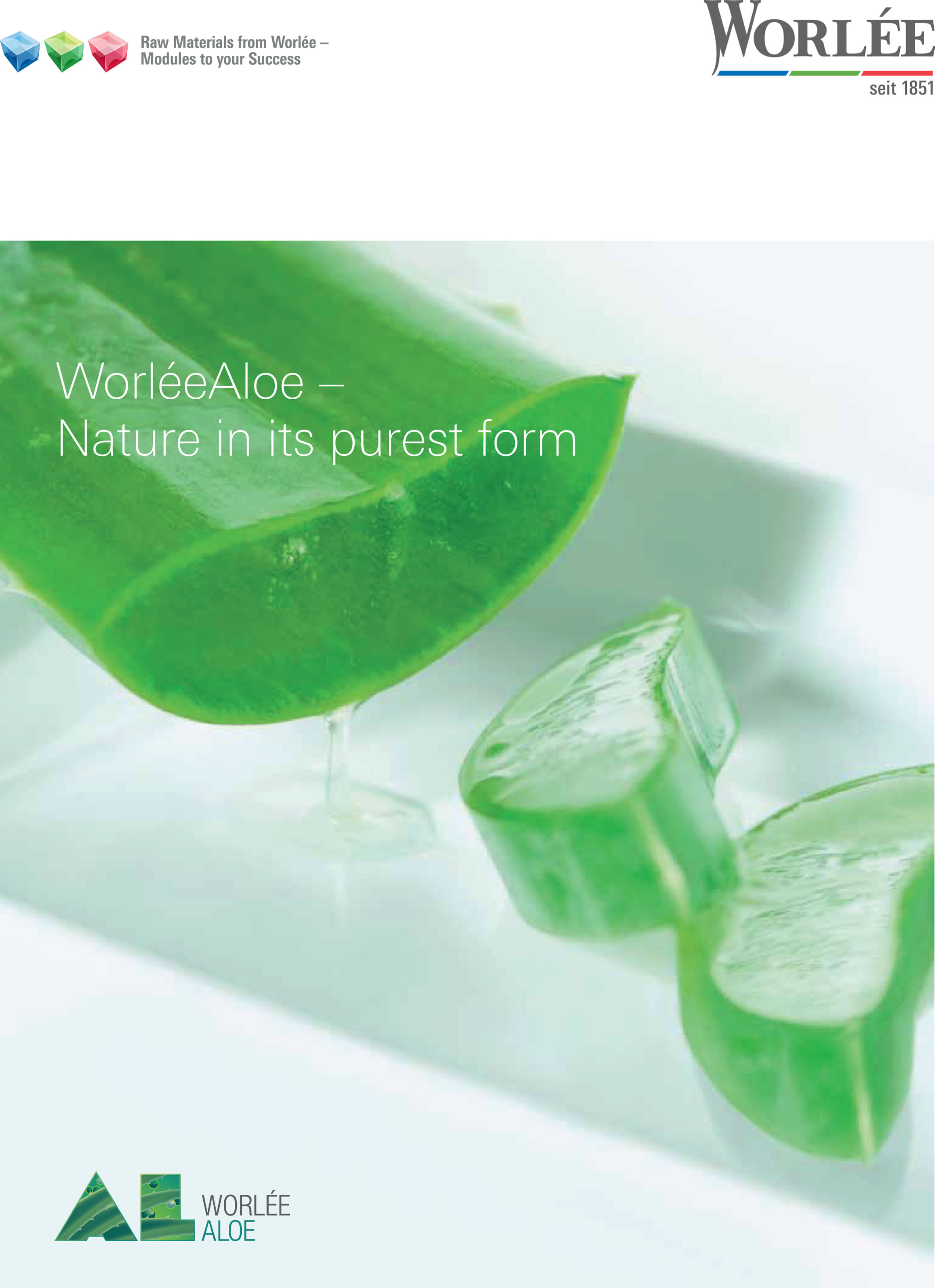 WorléeAloe brochure